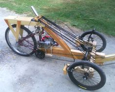 Motorized recumbent tadpole W/CVT pics - Motorized Bicycle Engine Kit Forum