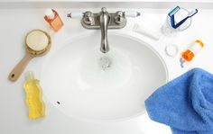 How To Give Your Bathroom A 'Go Green' Makeover
