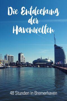 Wir besuchen eine der größten Hafenstädte Europas, atmen den Duft der weiten Seefahrerwelt ein und erkunden das maritime Stadtviertel. #bremerhaven #nordsee #hafen #reisenmitkindern