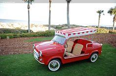 1958 Vespa 400 Jolly