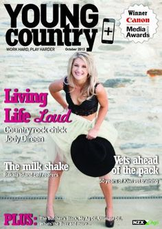 We love Young Country's new eZine, with digital features to make a great read even better. Click through to the website to download a free copy. Rock Chick, Play Hard, Country Living, Website, Digital, Reading, Free, Country Life, Reading Books