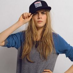 """Cara Delevingne for Factory 413 """"Fuck Street Wear"""" Capsule Collection"""