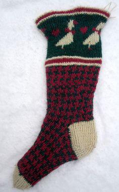 Judy's Journal: knitting