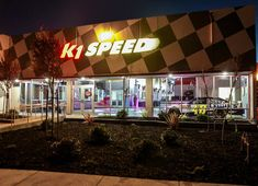 K1 Speed San Francisco
