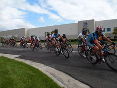 Trevor at the Easter Ontario Crit.