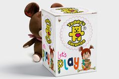 Teddy's Surprise toys - kids toys from various manufacturers. Wide choice of toys. Teddy's Surprise Simplifies the choice of toys for a child When you buy Teddy's Surprise , you can not see a surprise toys inside the box. Baby Toys, Kids Toys, Inside The Box, Cute Toys, Toy Chest, Bunny, Presents, America, Japan