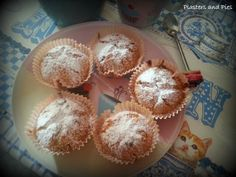 PLASTERS AND PIES: Muffin CoccoCiocco