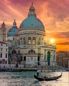 S. MARIA della Salute. Venezia