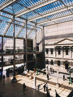 Metropolitan Museum of Art in New York / photo by Alex Elizabeth