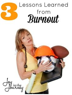 Burnout is real, and every mom will probably deal with it at some point. But, can burnout be a good thing? Can you learn from burnout? Find joy in burnout? The answer may surprise you!