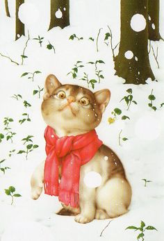 Muramatsu Cat 5--Not available | Flickr - Photo Sharing!
