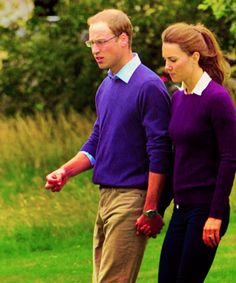 Prince William and Kate Middleton. Duke and Duchess of Cambridge. London. Royal Family.