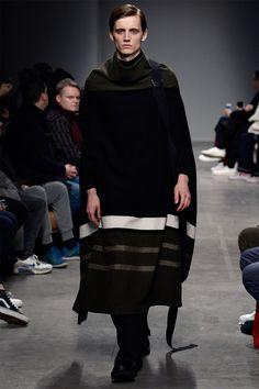 Milan Vukmirovic showed his Fall/Winter 2017 collection for Ports 1961,during Milan Fashion Week.