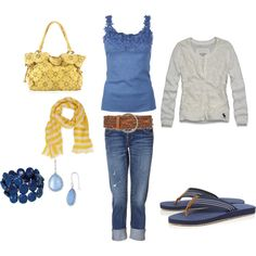 Bring on Spring, created by thetrendyhomemaker.polyvore.com