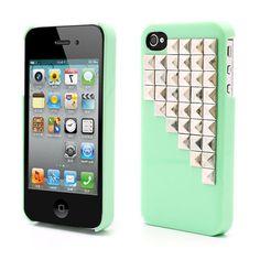 Köp Hardcase iPhone 5/5S Nitar half grön online: http://www.phonelife.se/hardcase-iphone-5-5s-nitar-half-gron