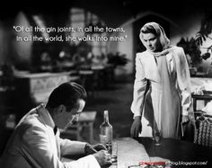 quotes from casablanca | Casablanca #Quotes | Quotes from Movies
