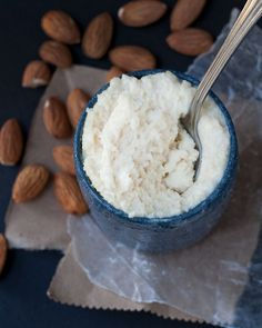 Ricotta-Style Almond fromage