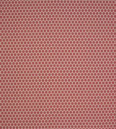 These mid-scale ikat style dots combine tonal colours in the motif. The colour range make it the perfect co-ordinating fabric for both contemporay and classic schemes. Color Of The Year, Pantone Color, Marsala, Churchill, Ikat, Colours, Living Room, Fabric, How To Make