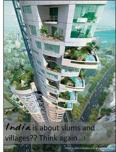 Upcoming and most expensive residential tower in Mumbai...