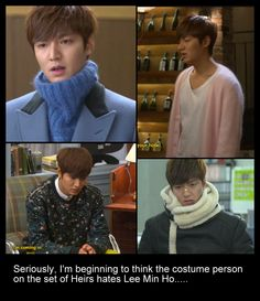 Lol...right. He is the only one who dresses like that...:)