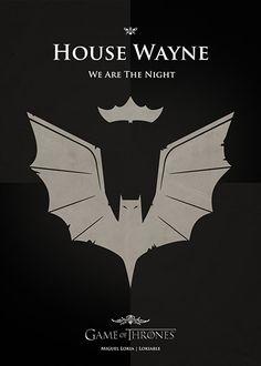 house of wayne