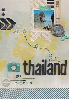 Thailand hybrid layout by janka