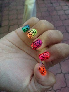 Nice print for nails