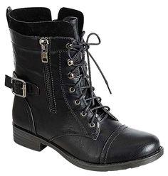 December Shoes SAMMY-06 (Boots)