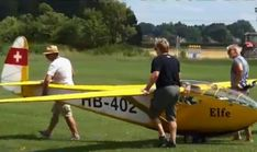 Is It Giant Radio Controlled Glider?