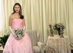 Gisele Bundchen's debutante ball was held in her hometown of Horizontina, in southern Brazil, in 1995, when she was 15 years old