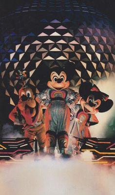 EPCOT opening Disney Day, Run Disney, Disney Love, Disney Trips, Disney Pixar, Disney Characters, Disney Stuff, Disney Background, Disney Aesthetic