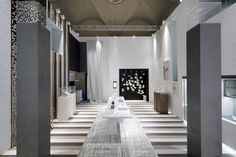 White Luxury exhibition by Marco Piva Milan  Italy