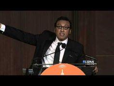 ▶ Aasif Mandvi at 2015 RTCA Dinner (C-SPAN) - YouTube