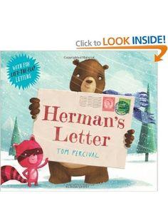 Herman's Letter: Amazon.co.uk: Tom Percival: Books