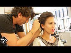 ▶ Wedding Hair: Style Me Grasie - YouTube   Inspirations | Bride & Groom