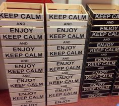 leuk keep calm and... kratje