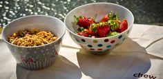 Make & Bake From Scratch Blog by Lynne Whelehan.  Homemade Gluten Free Cereal