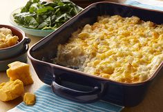 Campbell's Hash Brown Potato Casserole Recipe