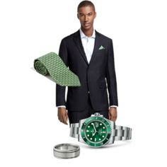 """""""sharp dressed man"""" by finksjewelers on Polyvore"""
