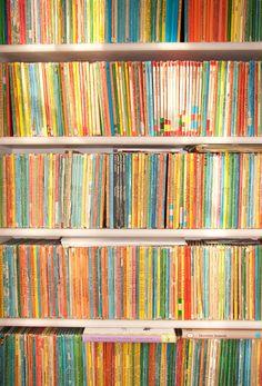 rob ryan's books via design*sponge