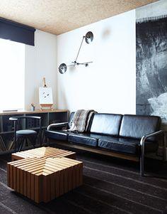 エースホテルロンドンショーディッチ   イギリス、ロンドンのショーディッチに佇む高級ブティックホテル
