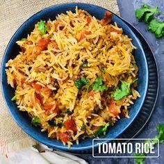 Rice Bread, Tomato Rice, Sushi, Ethnic Recipes, Food, Food Items, Plants, Recipes, Hoods