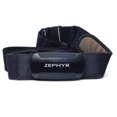 Zephyr | Heart Rate Monitor - Track your heart, distance and speed. #Quantified #Wearables #Health