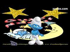 Gute Nacht - Ich geh jetzt kuscheln❤️Süße Träume❤️Lustiger Schlumpf, Zoobe, Animation - YouTube