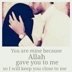 61966722 couples Islamic love quotes, Cute - Food and drink Muslim Couple Quotes, Muslim Love Quotes, Cute Muslim Couples, Love In Islam, Romantic Love Quotes, Islamic Love Quotes, Islamic Inspirational Quotes, Love Husband Quotes, Quotes For Him