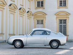 1958 Fiat-Abarth 750 GT by Zagato