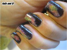 Day 19 - Galaxies http://nailsandel.blogspot.cz/
