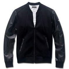 Popular NEW 2016 Men's Baseball-Style Zipper Front Casual Jacket Coat 9 Colors/Styles S-2XL