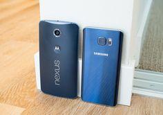 Samsung Galaxy Note 5 versus Google Nexus 6 : Comparison Google Nexus 6, Galaxy Note 5, Gadgets, Samsung Galaxy, Phone Cases, Gadget, Phone Case