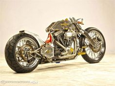 """Speedmetal"" by Shadetree Fabrications 